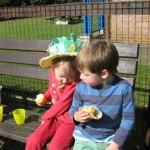 2 year olds Deddington